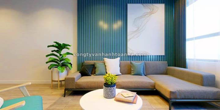 Mẫu thiết kế nội thất chung cư đơn giản đẹp nhất tại Hà Đông
