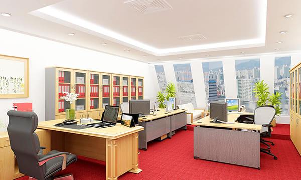 Sắp xếp nhà ở kết hợp văn phòng thế nào cho hợp phong thủy?