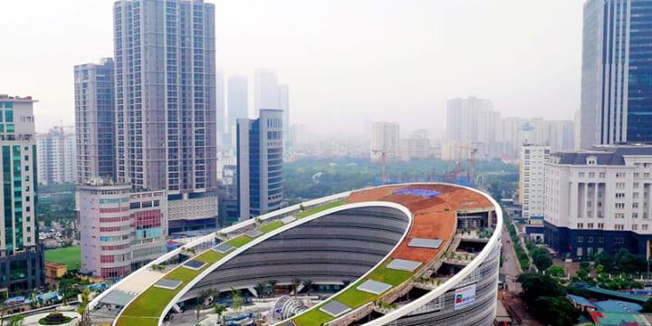 Kiến trúc tòa nhà mới của tập đoàn Viettel có gì đặc biệt?