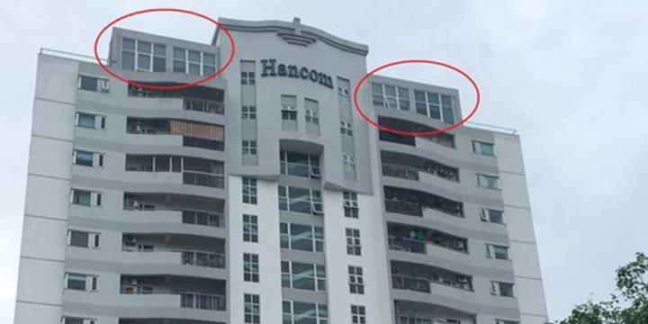 Căng thẳng tiếp tục gia tăng khi có hai công ty bảo vệ trong một tòa nhà